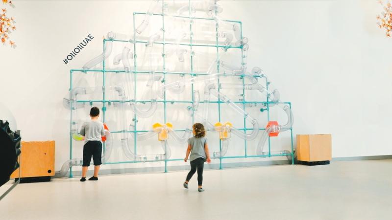 Photo: Asha Ramshandani: Dubai inspired us to start our educational project for children