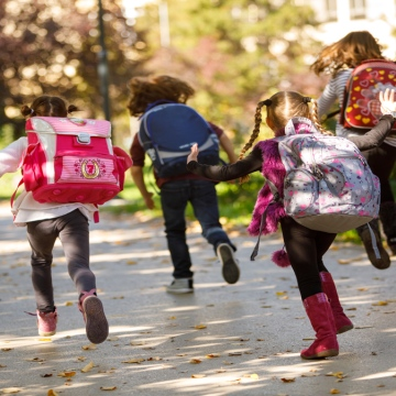 Photo: Tips for Dubai's new school year
